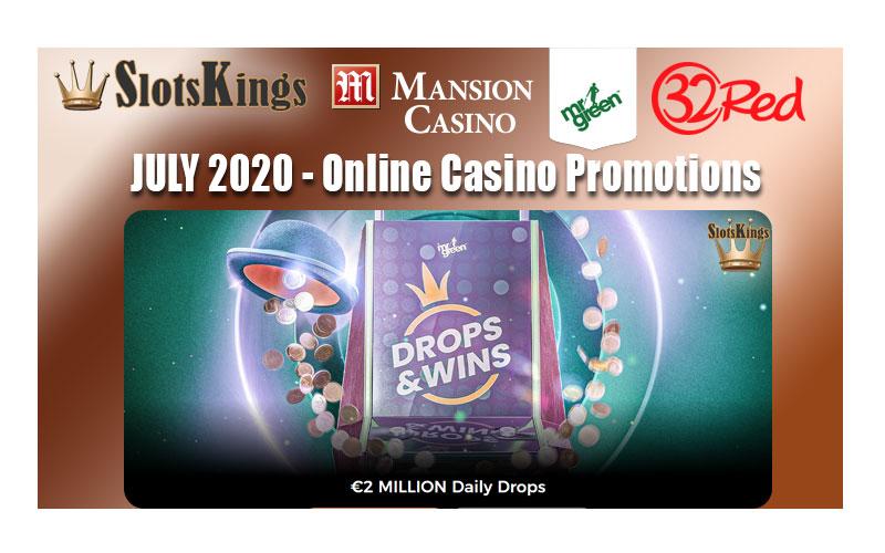 Promotions Slotskings